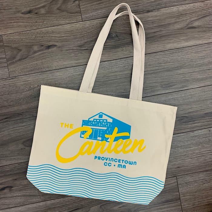 Canteen Tote Bag