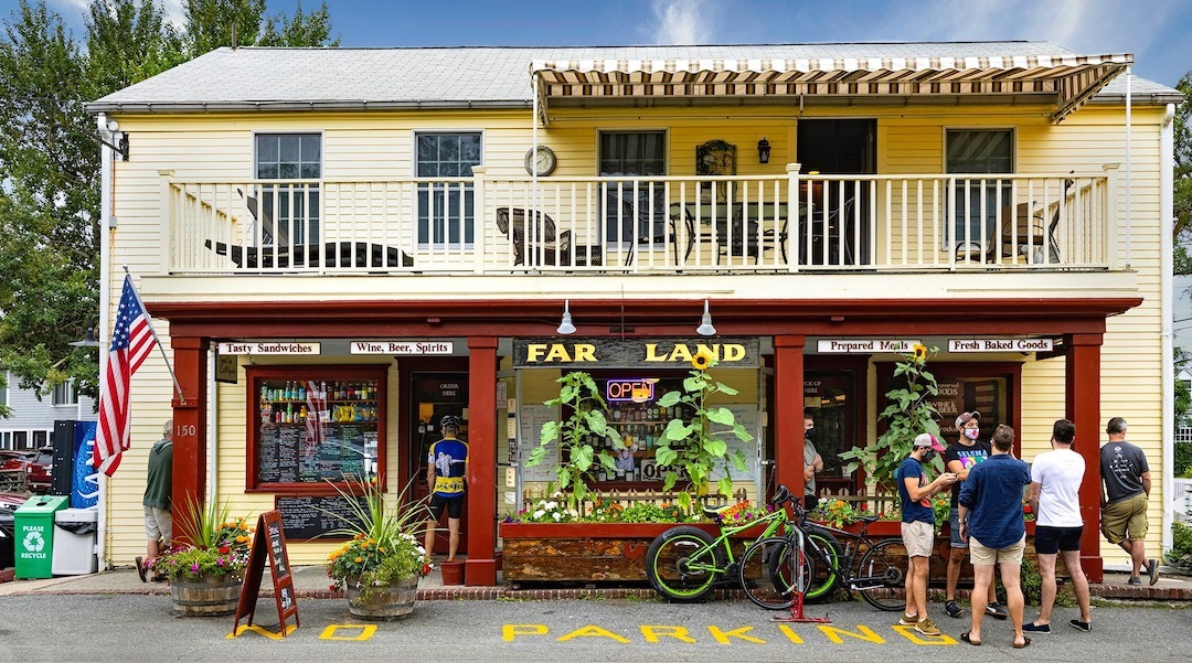 Far Land Provincetown Store Front