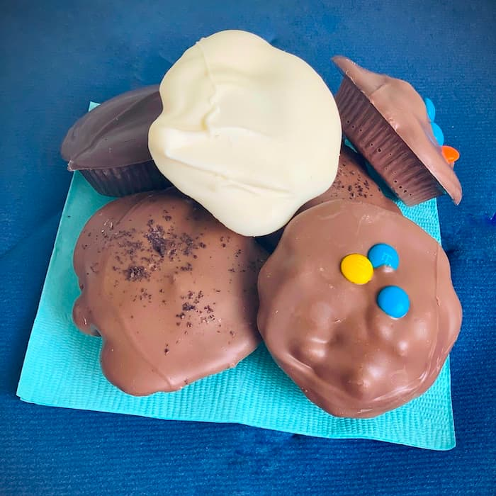 Fudge Factory Peanut Butter Cups