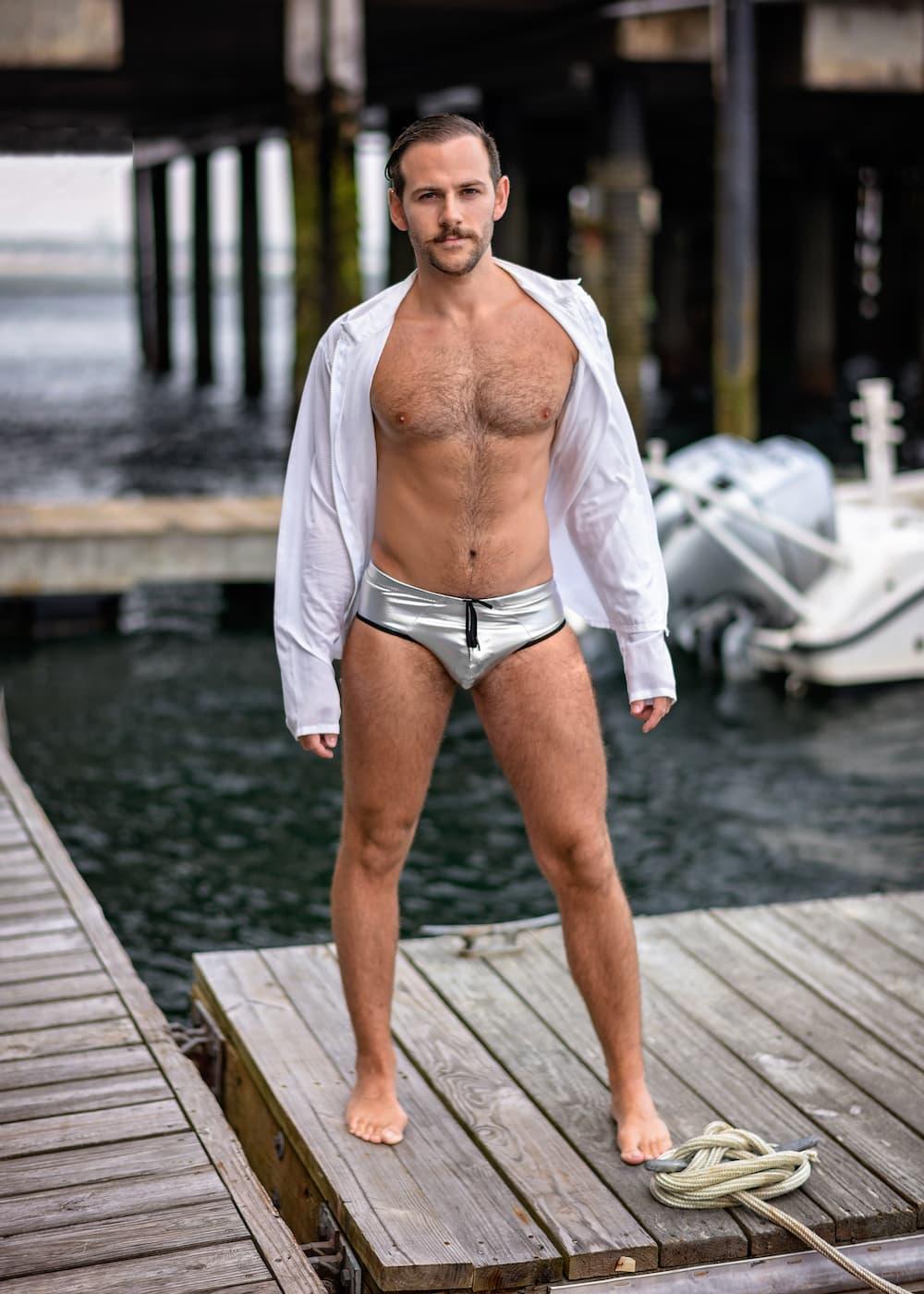 H20 Sports Club Swimsuit Provincetown Fashion