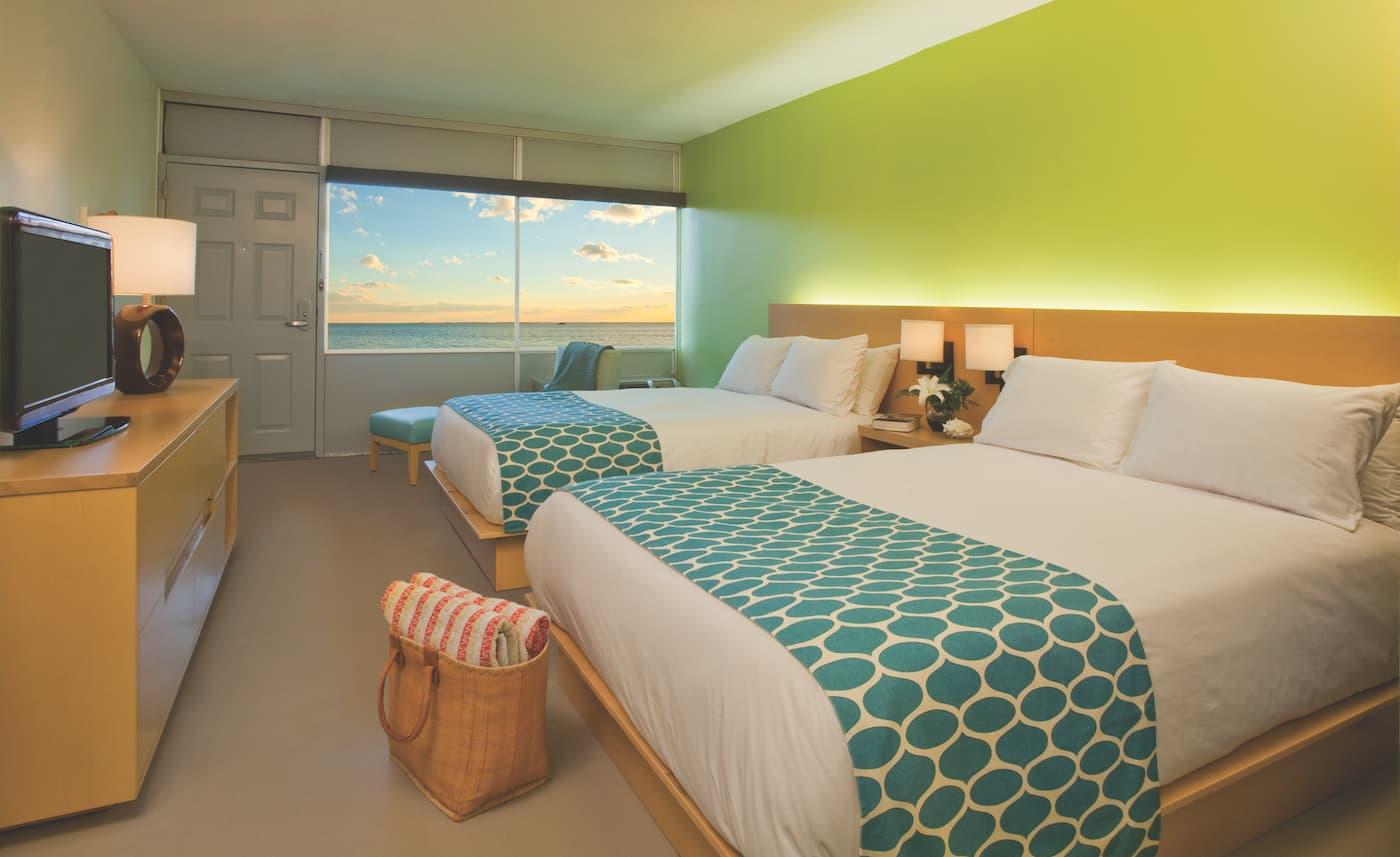 Harbor Hotel Ptown Room