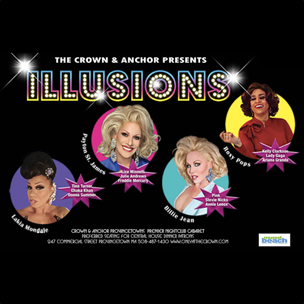 Illusions Provincetown Drag
