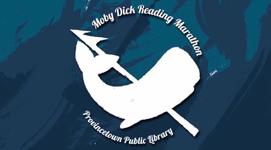 Moby Dick Reading Marathon