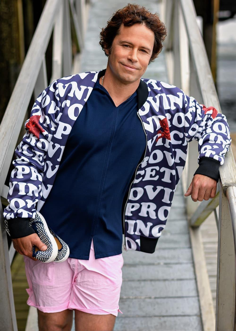 Provincetown Fashion Pier Helltown Jacket