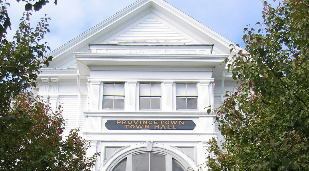 provincetown Town Hall