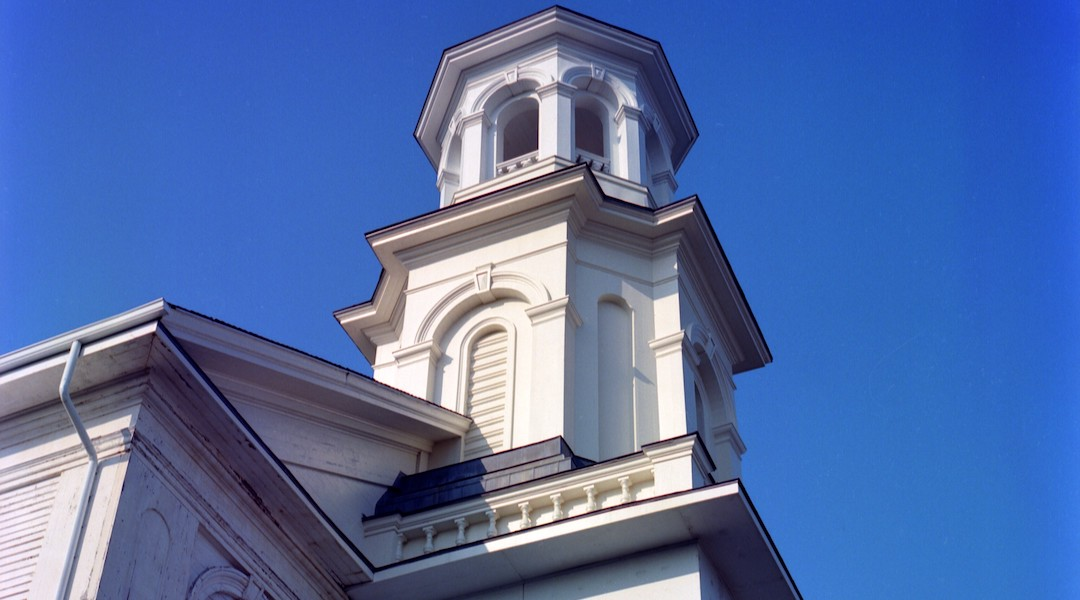 Provincetown library cupola