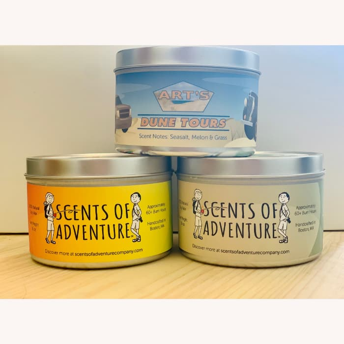 Sniff of Adventure Candles