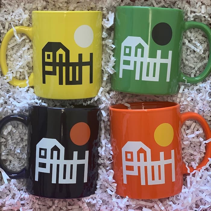 Tim Scapes Mugs