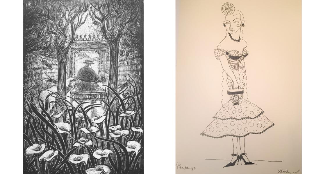 Art We Love & Why: Black & White