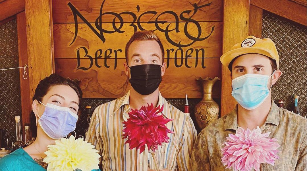 Best Kept Secret: Nor'East Beer Garden