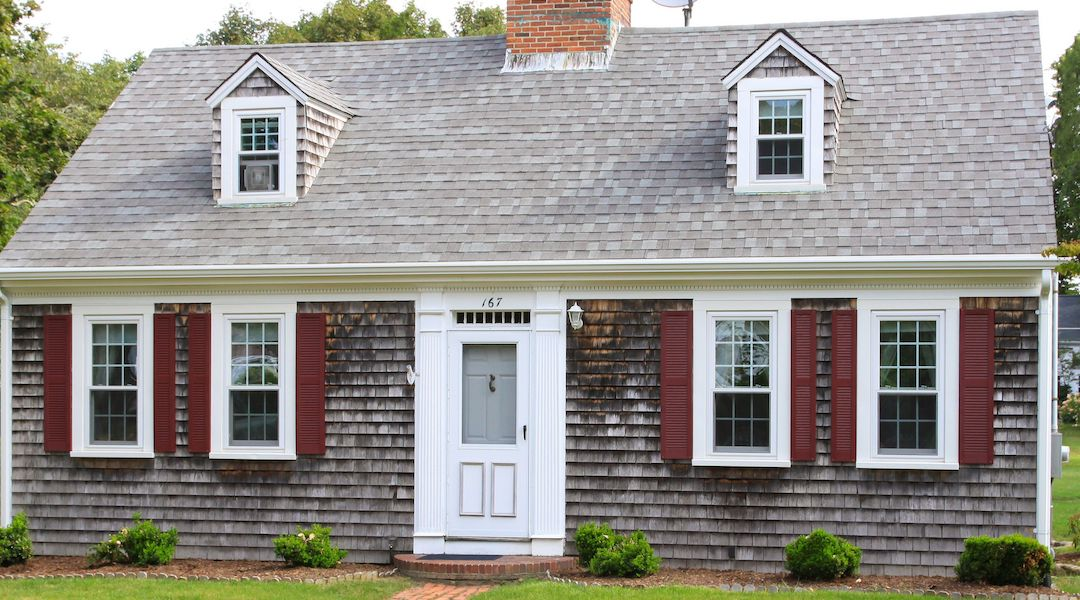 Provincetown History Snippet: What's a Cape Cod House?