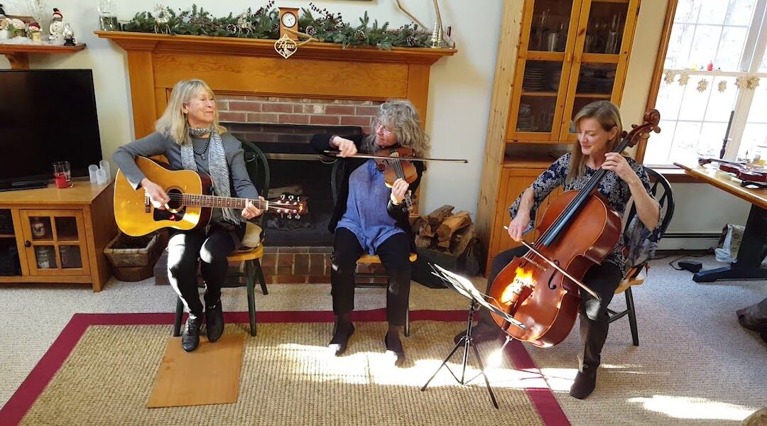 Ruffled Hens Headlines at The Mews Coffeehouse
