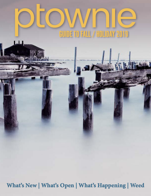 ptownie Fall Guide Cover