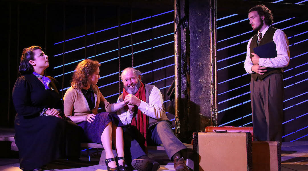 Indecent at the Cape Rep is Anything But