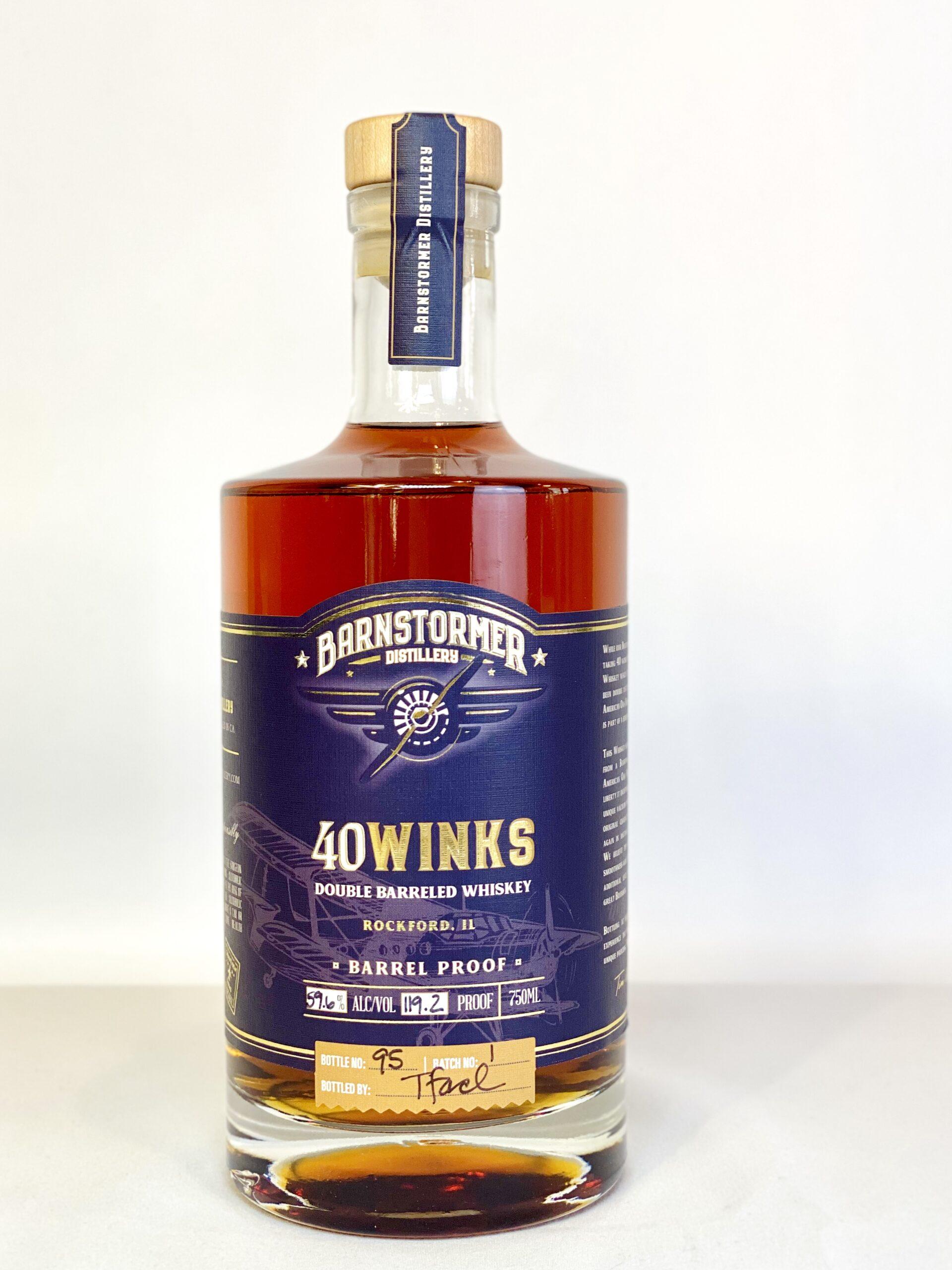Barnstormer 40 Winks Whiskey Barrel Proof