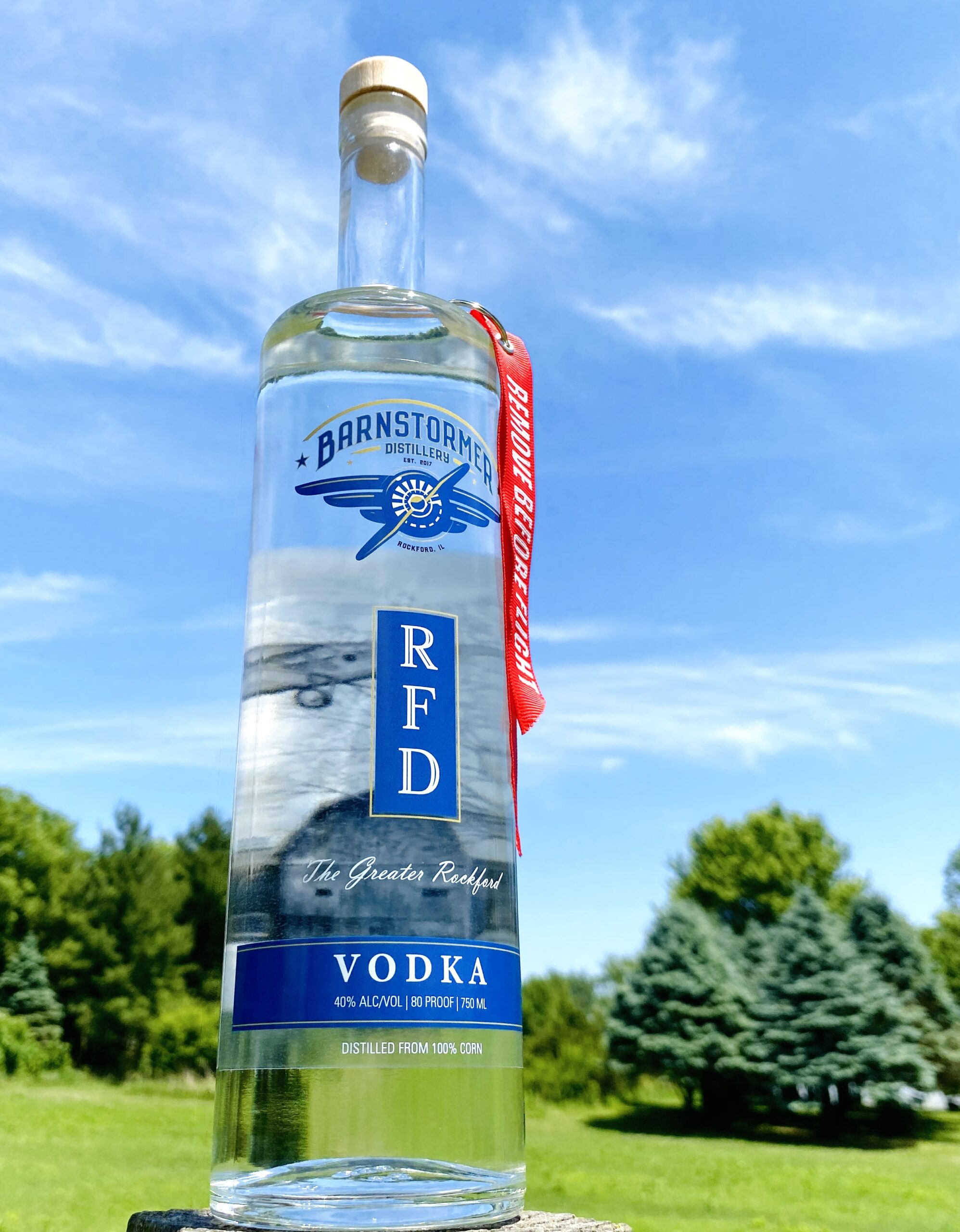 Barnstormer's RFD Vodka