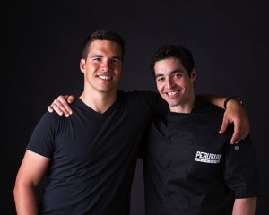An interview with Washington, DC-based food truck entrepreneurs the Peruvian Brothers, Giuseppe and Mario Lanzone, including their delicious recipe for ceviche