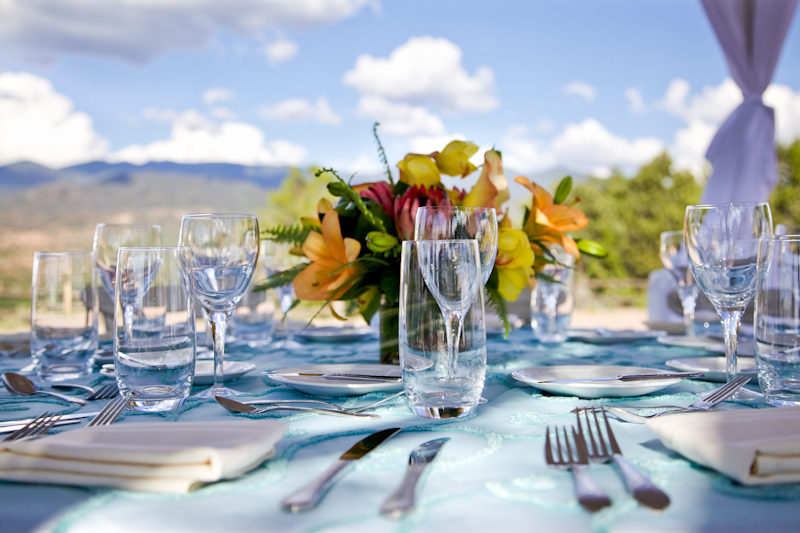 Opera Tailgate dinner at La Posada ©Amiel Gervers Photography
