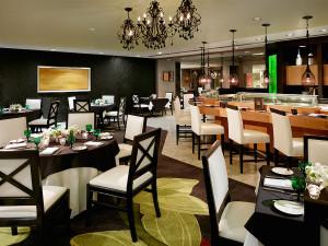 ANZU restaurant, Hotel Nikko, San Francisco