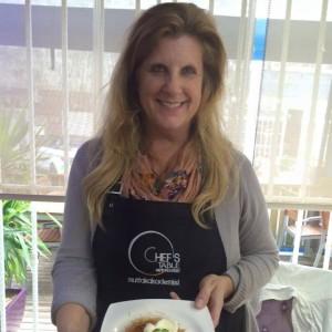 i8tonite with Eat Smart Guides' Susan Chwae & Shepherd's Pie Recipe