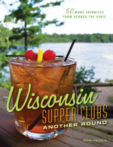 i8tonite with Wisconsin Supper Clubs Author & Filmmaker Ron Faiola & Recipe for Onion Pie