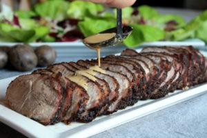 i8tonite with Maine Windjammer Chef Annie Mahle & Pork, Potato, and Parsnip Hash Recipe