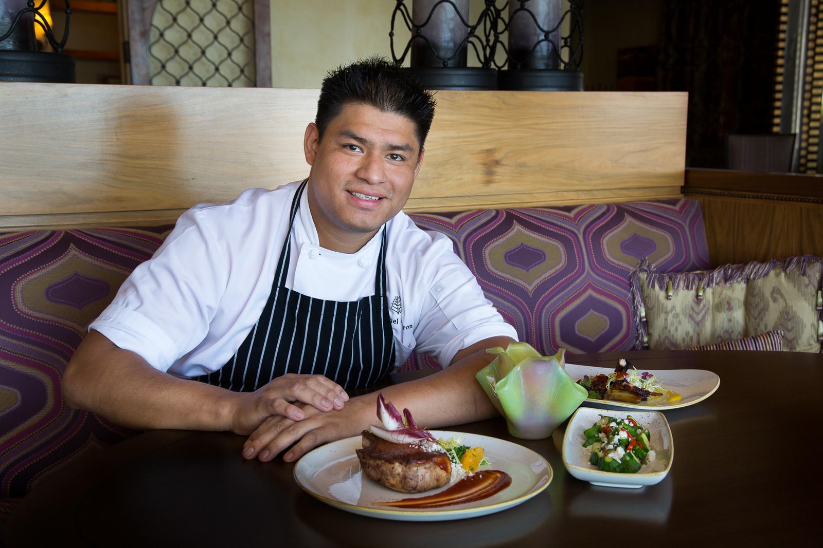 i8tonite with Four Seasons Chef Emmanuel Calderon & Ceviche Tostadas Recipe