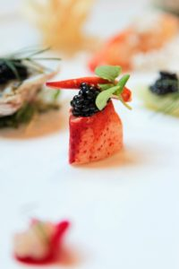 Caviar+Lobster. i8tonite with Chef and Simply Fish Author Matthew Dolan & Recipe for Smoked Salmon Frittata
