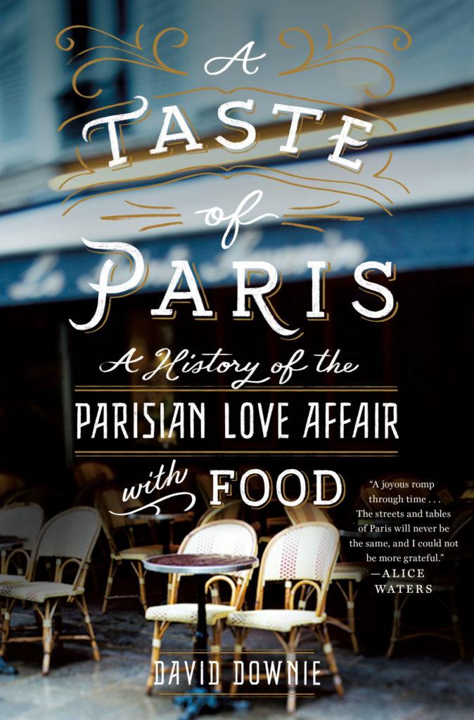 i8tonite with Taste of Paris Author David Downie & 1691 Crème Brûlée Recipe