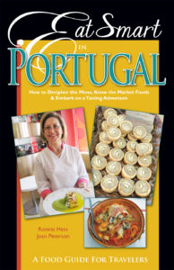 i8tonite with Eat Smart in Portugal Author Ronnie Hess & Vegetable Frittata Recipe