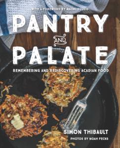 i8tonite with Pantry and Palate Author Simon Thibault & Molasses Cake Recipe