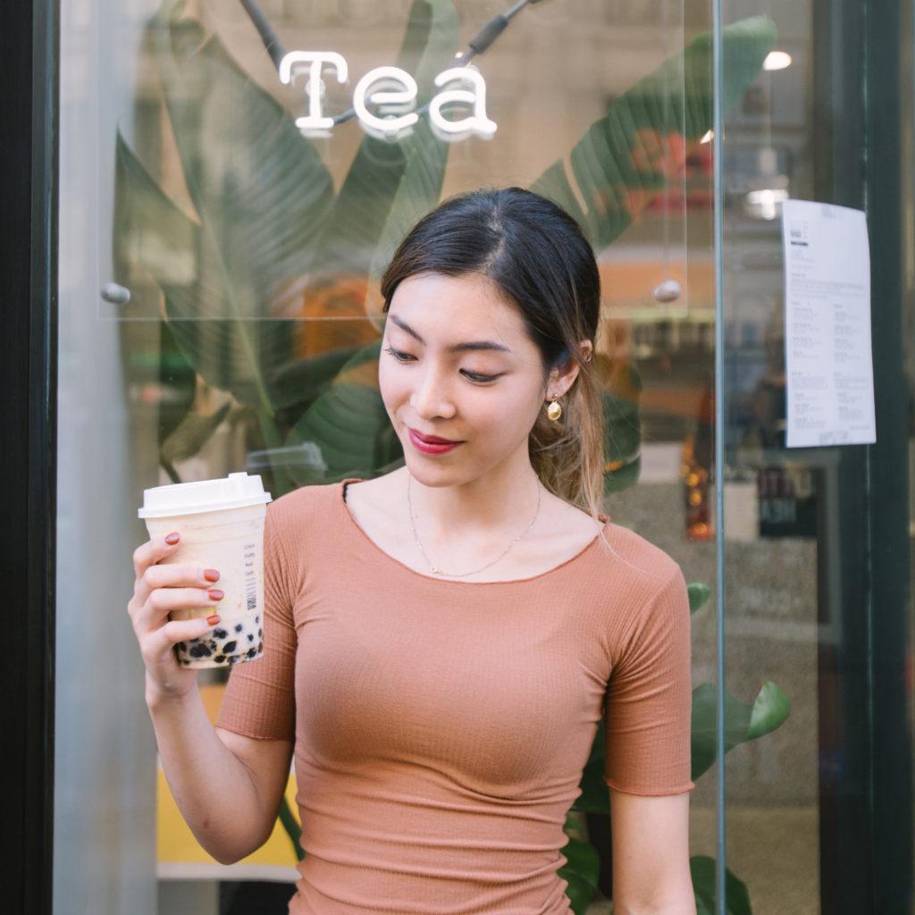 i8tonite with LA Cheese Tea Entrepreneur Jenny Zheng & Recipe for Cheese Tea