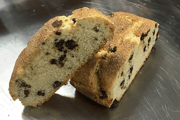 Mandelbread (Jewish Biscotti). From i8tonite: One New York Woman's Food Allergies Became an Award-Winning Bakery