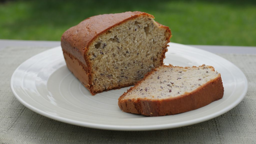 Recipe: Allie's Banana Bread. From i8tonite: One New York Woman's Food Allergies Became an Award-Winning Bakery