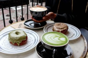 Alfred Coffee and Donuts. Top 5 So Cal Coffee Shops: A Coffee Klatching, Caffeinated Road Trip