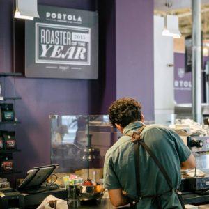 Portola. Top 5 So Cal Coffee Shops: A Coffee Klatching, Caffeinated Road Trip