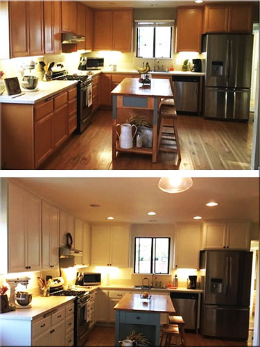 Interior Painting Examples 1