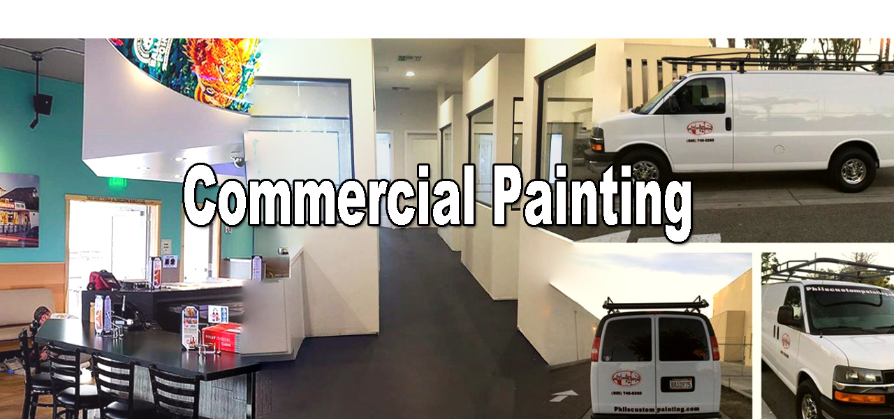 Phil's Custom Commercial Painting