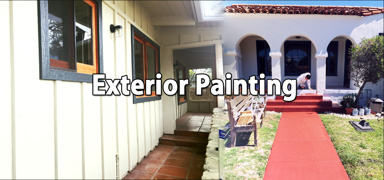 Phil's Custom Ventura County Exterior Painting