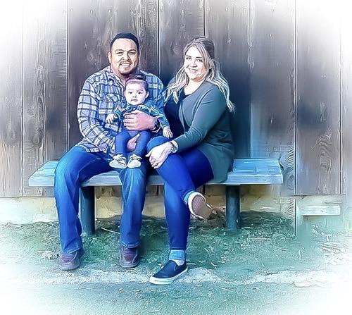 Felipe and Family