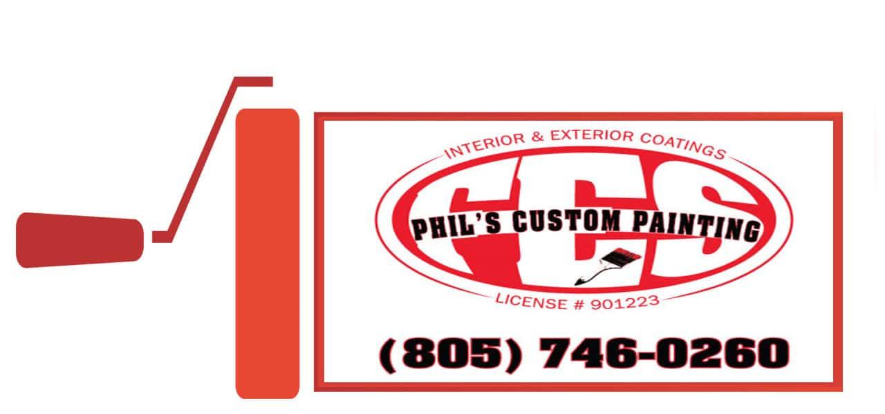 Phil's Custom Painting Gallery Header