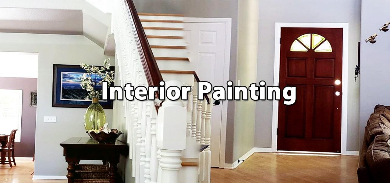 Phil's Custom Interior Painting