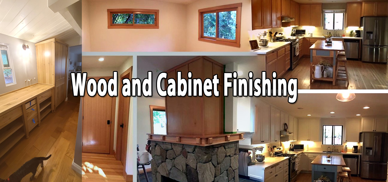Phil's Custom Wood and Cabinet Finishing
