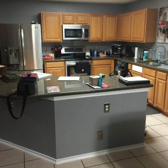 San Antonio Kitchen Remodeling Project