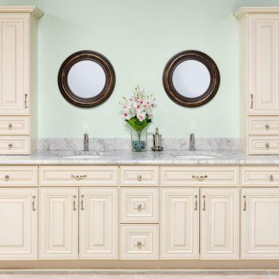 San Antonio Bathroom Remodeling Cabinets Vanity