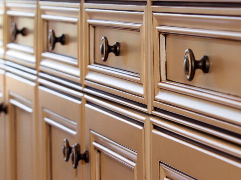 San Antonio New Kitchen Cabinet Installation