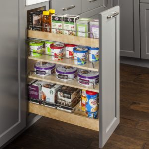 San ANtonio Kitchen Cabinet Spice Rack Accessories