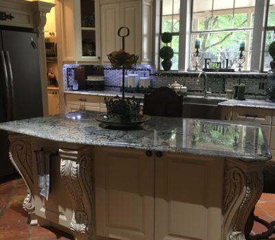 San Antonio Kitchen Remodeling cabinets countertops