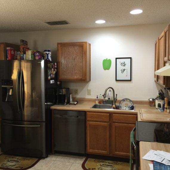 San Antonio Kitchen Cabinet Builders Customized