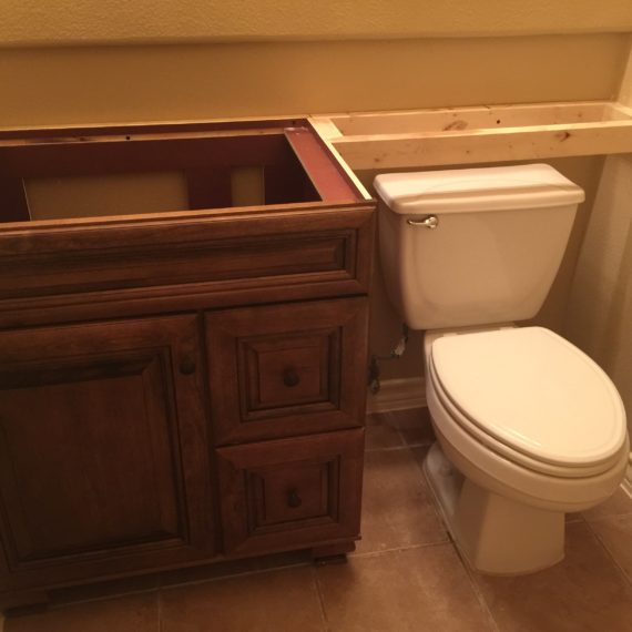 San Antonio Bathroom Renovation